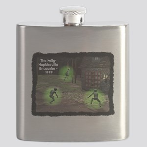 The Kelly-Hopkinsville Enouncter - 1955 Flask
