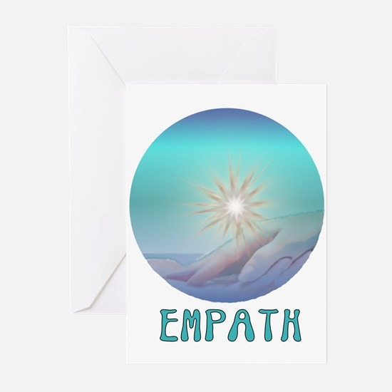 Empath Greeting Cards (Pk of 10)