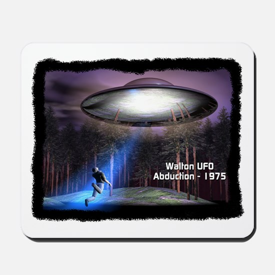 Walton UFO Abduction - 1975 Mousepad