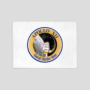 Apollo 12 5'x7'Area Rug