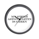 Aston martin Wall Clocks