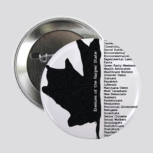 """Enemies of the Harper State 2.25"""" Button"""