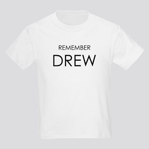 Remember Drew Kids T-Shirt