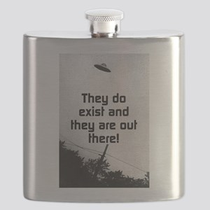 They Do Exist And They Are Out There Flask
