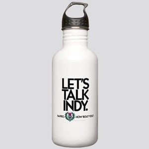 Talk Stainless Water Bottle 1.0L