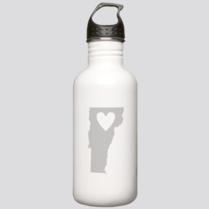 Heart Vermont Stainless Water Bottle 1.0L