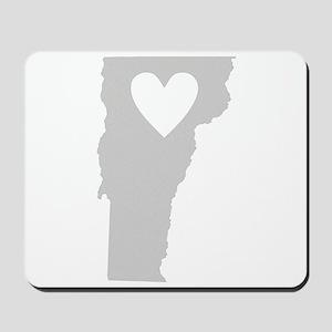 Heart Vermont Mousepad