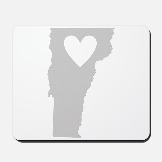 Heart Vermont Mousepad