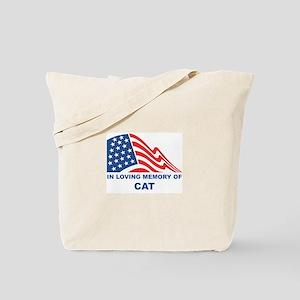 Loving Memory of Cat Tote Bag