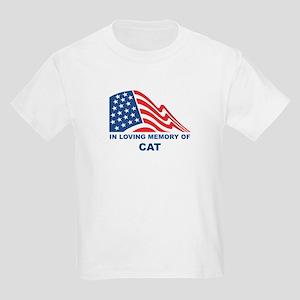 Loving Memory of Cat Kids T-Shirt