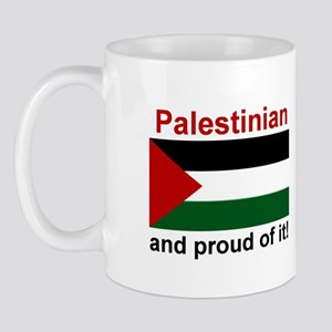 Proud Palestinian Mug