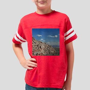 VegasRedRoCal19CP Youth Football Shirt