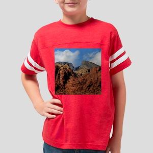VegasRedRoCal20CP Youth Football Shirt