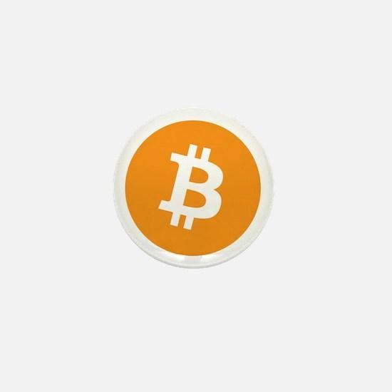 Mini Bitcoin Button