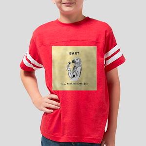 BART_TILE_FINAL Youth Football Shirt