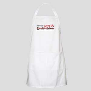 Job Ninja Underwriter Apron