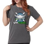 Yakhappy Blue Womens Comfort Colors Shirt
