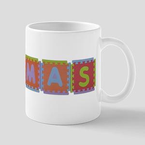 Thomas Foam Squares Mug