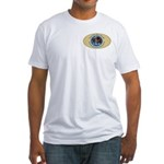 Top of the Rock/Apache Fitted T-shirt