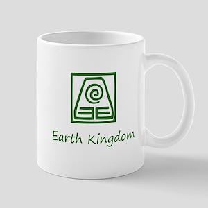 Earth Kingdom Symbol Mug
