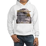 My USA, United States of America Hooded Sweatshirt