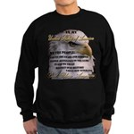 My USA, United States of America Sweatshirt (dark)