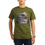 My USA, United States of America Organic Men's T-S