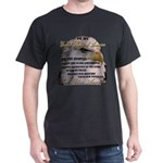 My USA, United States of America Dark T-Shirt