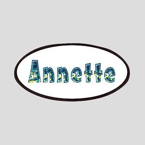 Annette Under Sea Patch