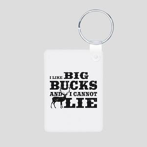 I like BIG Bucks and I can not lie! Keychains