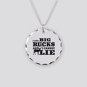 I like BIG Bucks and I can not lie! Necklace