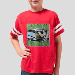 Bird on a Wire T-Shirt Youth Football Shirt
