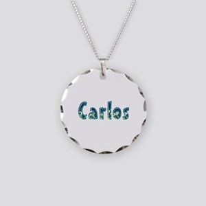 Carlos Under Sea Necklace Circle Charm