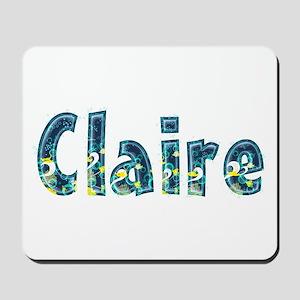 Claire Under Sea Mousepad