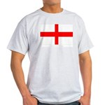 England St George Ash Grey T-Shirt
