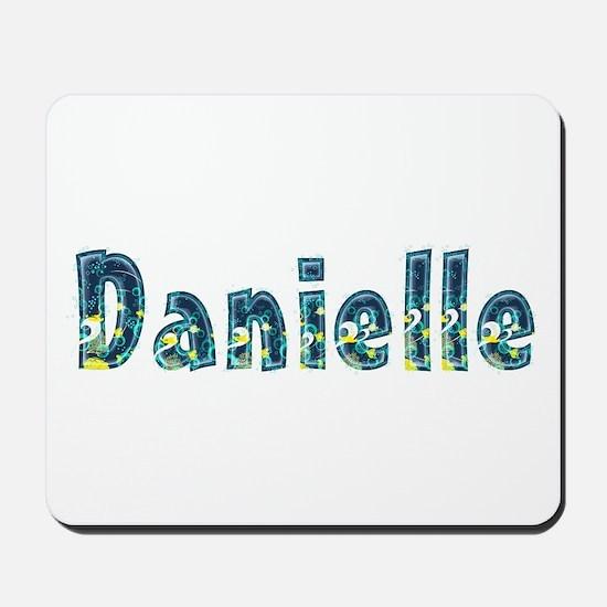 Danielle Under Sea Mousepad