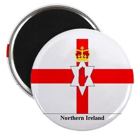 Northern Ireland Magnet