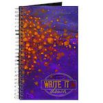 "Carnival ""write it down"" Journal"