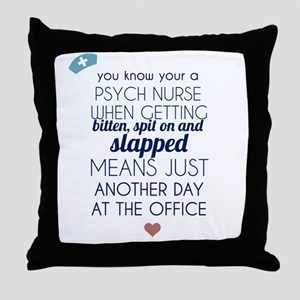 Just Another Day Throw Pillow