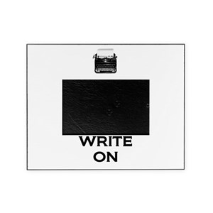 Writing Picture Frames Cafepress
