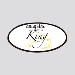 Daughter of a King Patches