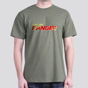Carlos Danger! Dark T-Shirt