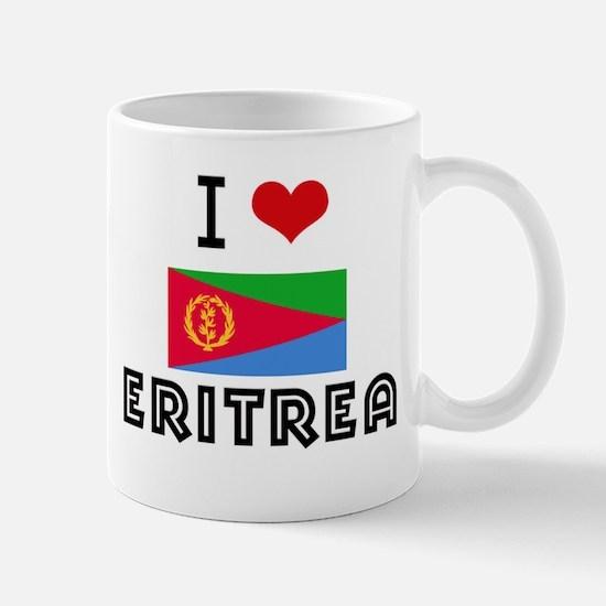 I HEART ERITREA FLAG Mug