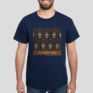 Australian Kelpies Dark T-Shirt