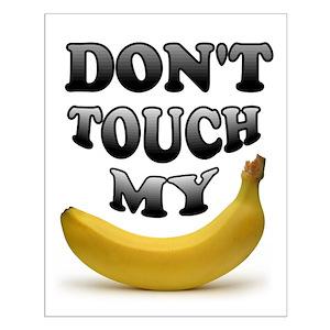 bananas posters cafepress