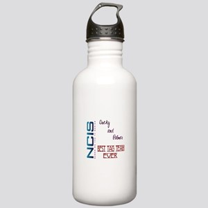 Ducky Palmer NCIS Tag Team Stainless Water Bottle