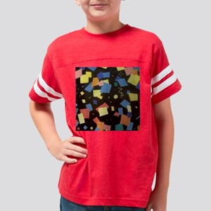 mondo confetti Youth Football Shirt