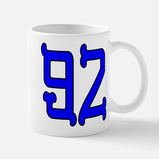 Blue Bones 92 Mug