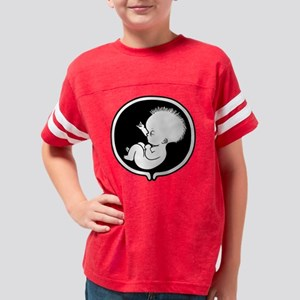 womb-punk1-T2 Youth Football Shirt