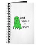Ghost Hunting In Progress Journal
